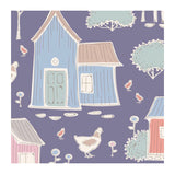 PRE-ORDER Farmhouse Quilt Kit featuring Tiny Farm by Tilda