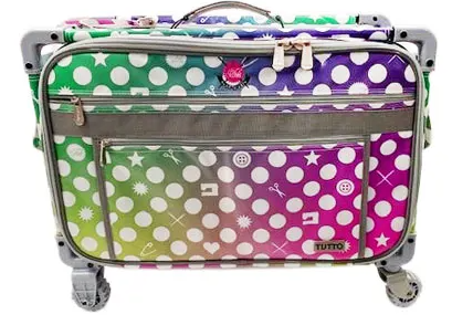 PRE-ORDER Tula Pink Extra Large Tutto Trolley