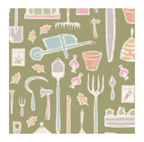 PRE-ORDER Patch Tractor Quilt Kit featuring Tiny Farm by Tilda