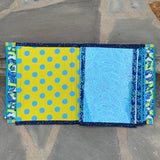Custom for Amanda HomeMade Large Booklet Pouch