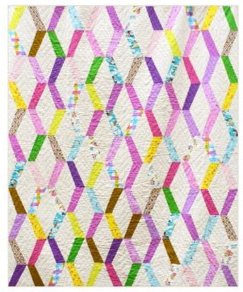 Ship's Ladder Quilt Kit
