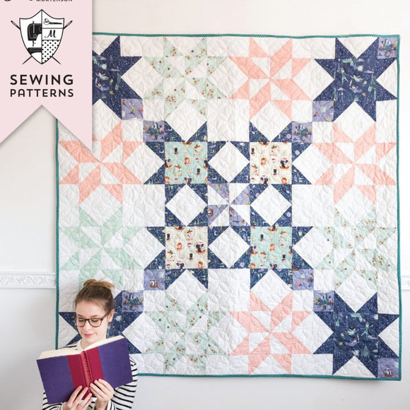 Star Bright Quilt Kit