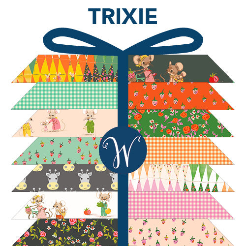Trixie FQ Bundle