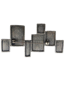Metal Brooch Pin [Puzzle]