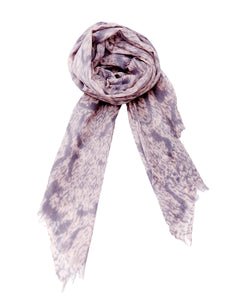 Cashmere Scarf - Bobcat [Dusty Pink]