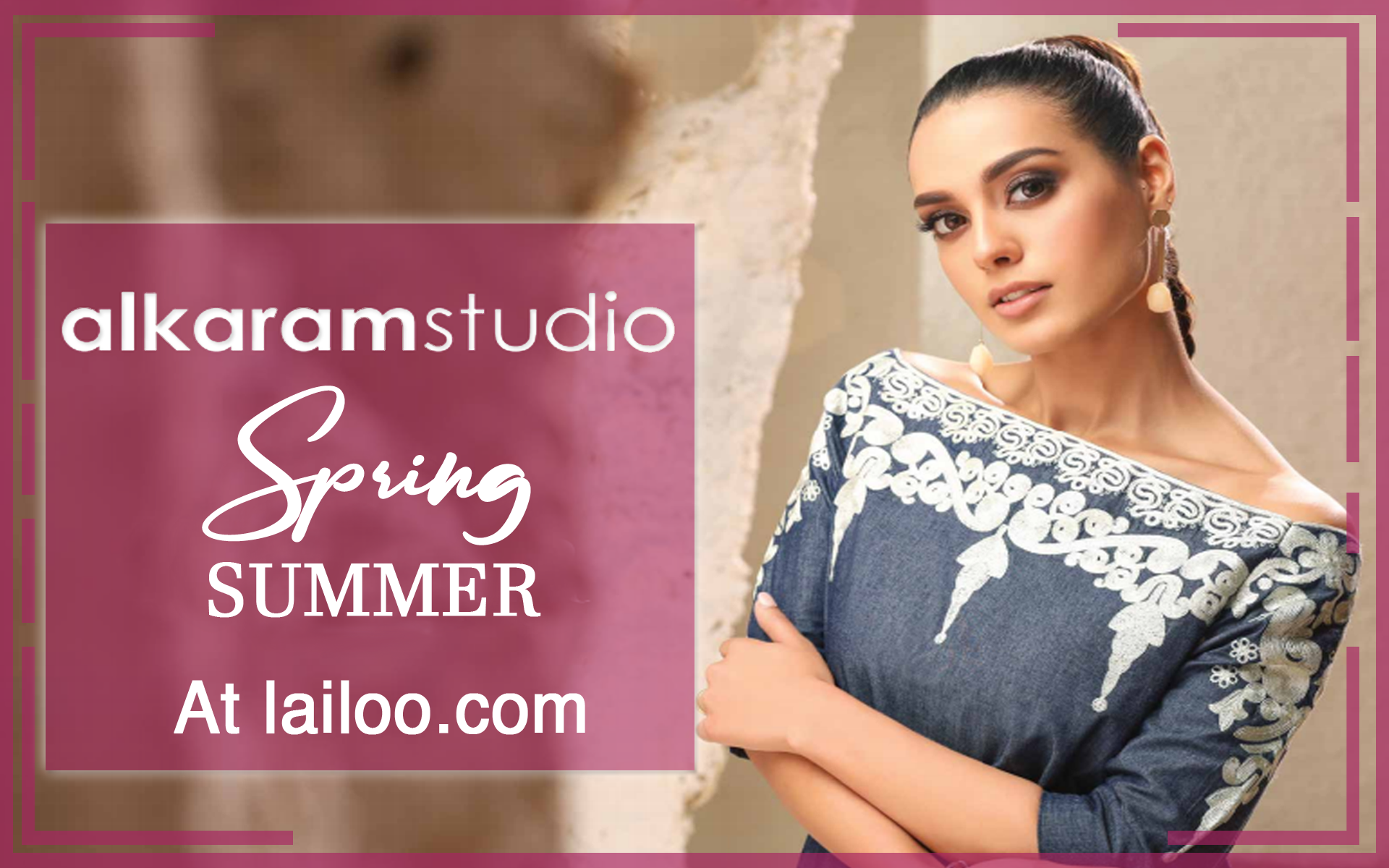 Buy Latest Alkaram Best Summer and Spring Collection 2020