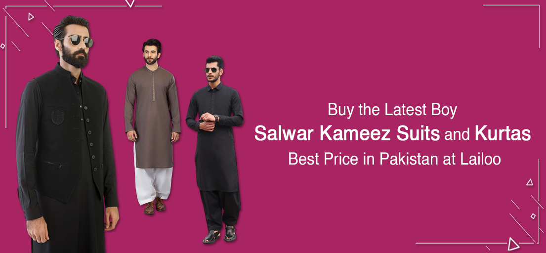Boy salwar kameez suits - Boys Kameez Shalwar Online Shopping In Pakistan