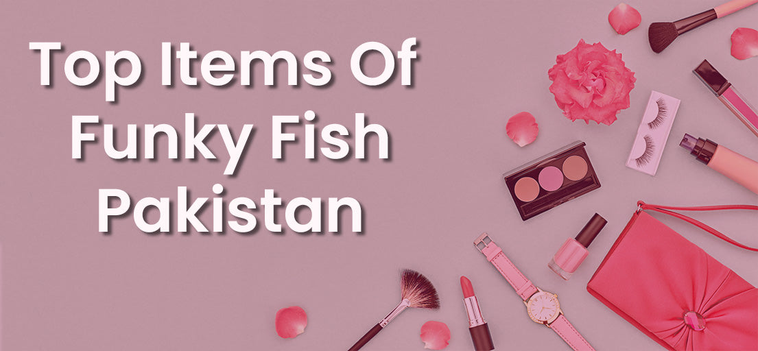 Best selling products of funky fish Pakistan