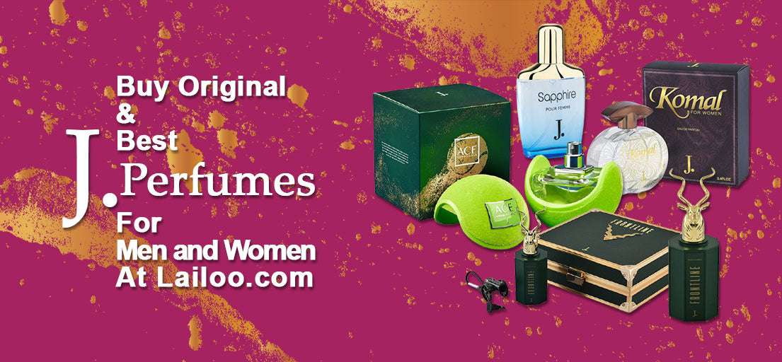 Latest J. Perfumes for Women | Sapphire by J. Perfume