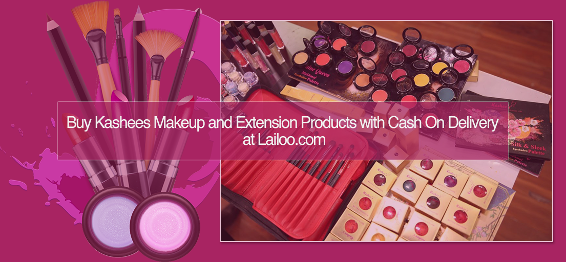 Kashees Makeup Products Online | Essential Makeup Products You Should Have