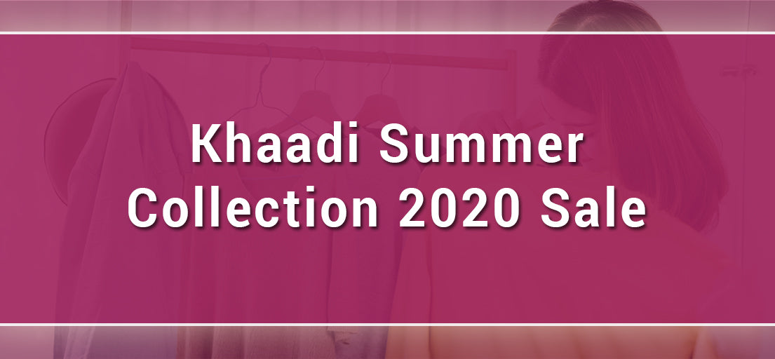 Khaadi summer collection 2020 sale