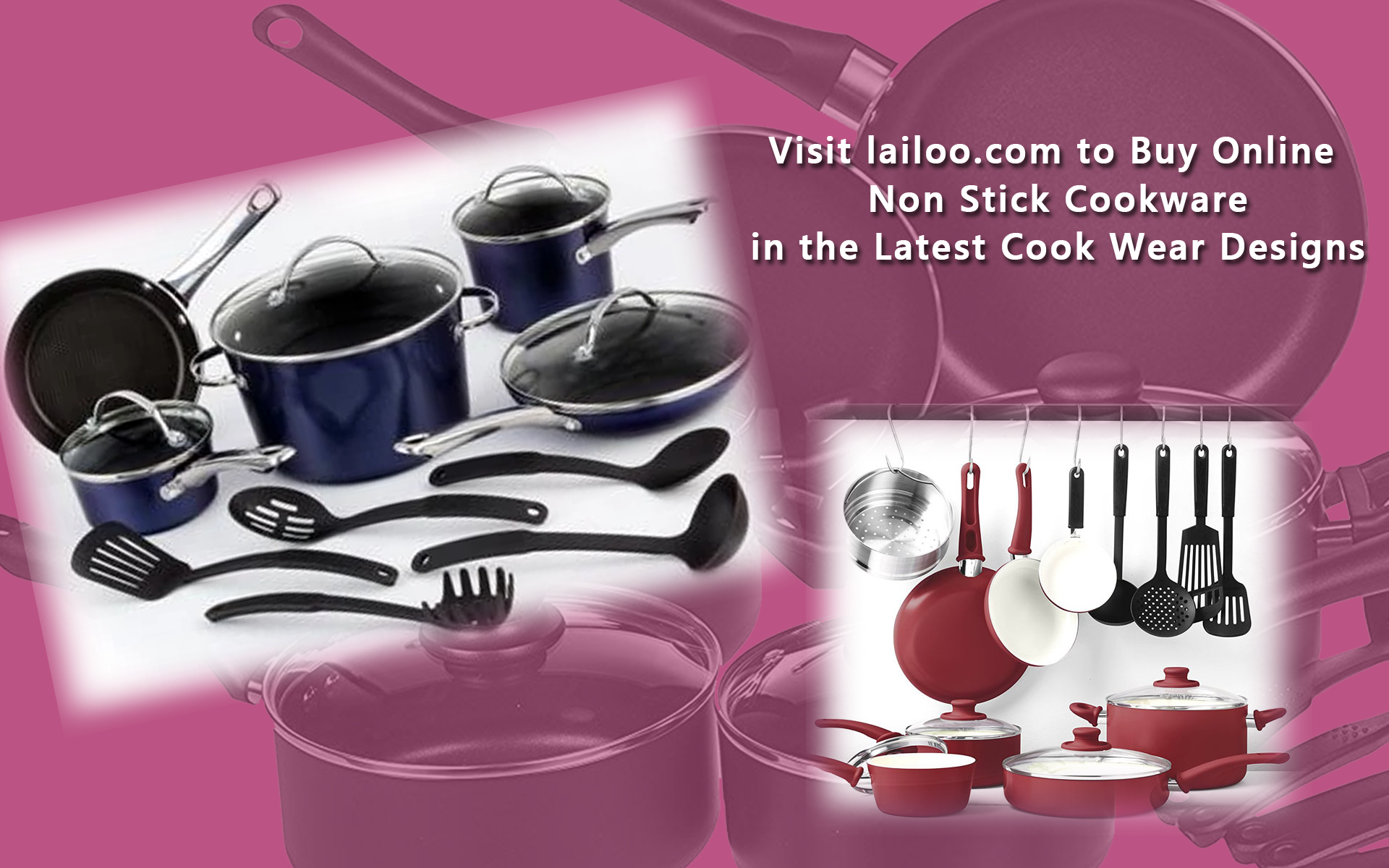 Latest and unique designs non stick cookware prices in Pakistan 2020