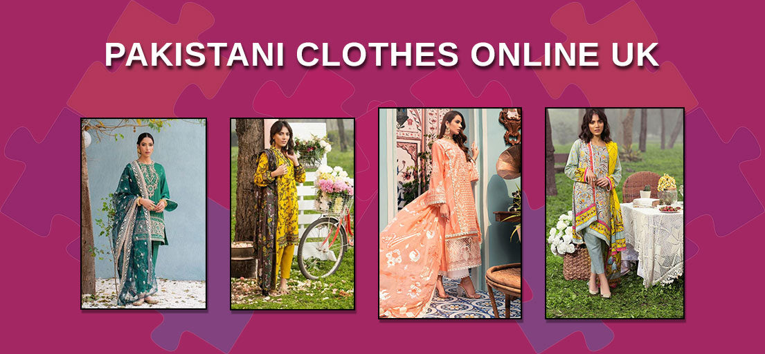 Pakistani Clothes Online UK | Pakistani Salwar Kameez Online UK