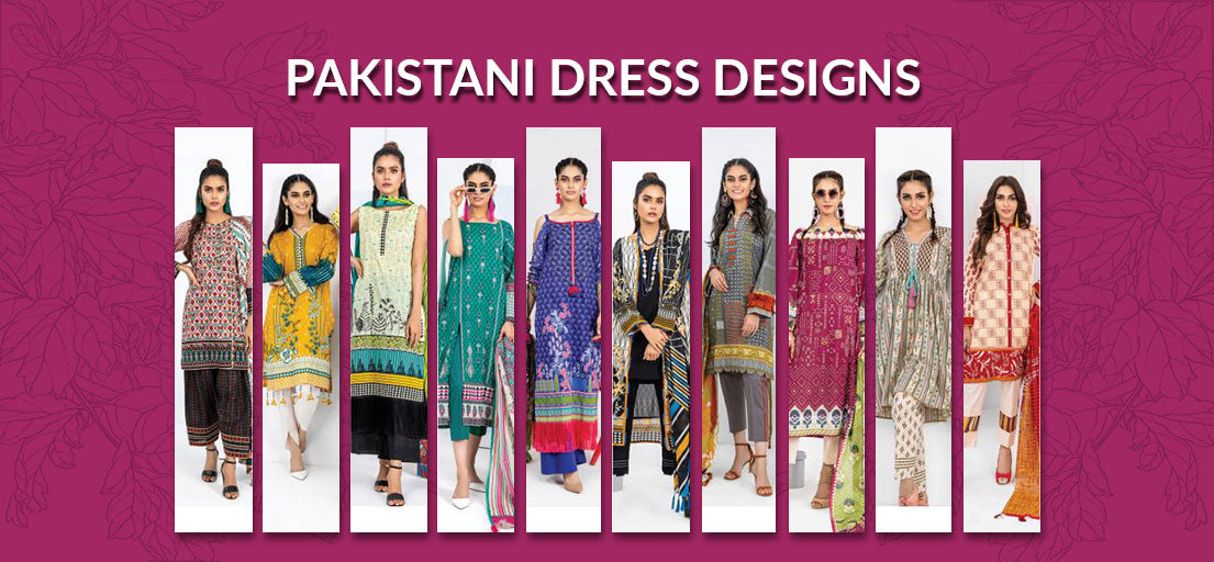 Latest Pakistani Dress Designs | New Dress Design 2021 in Pakistan