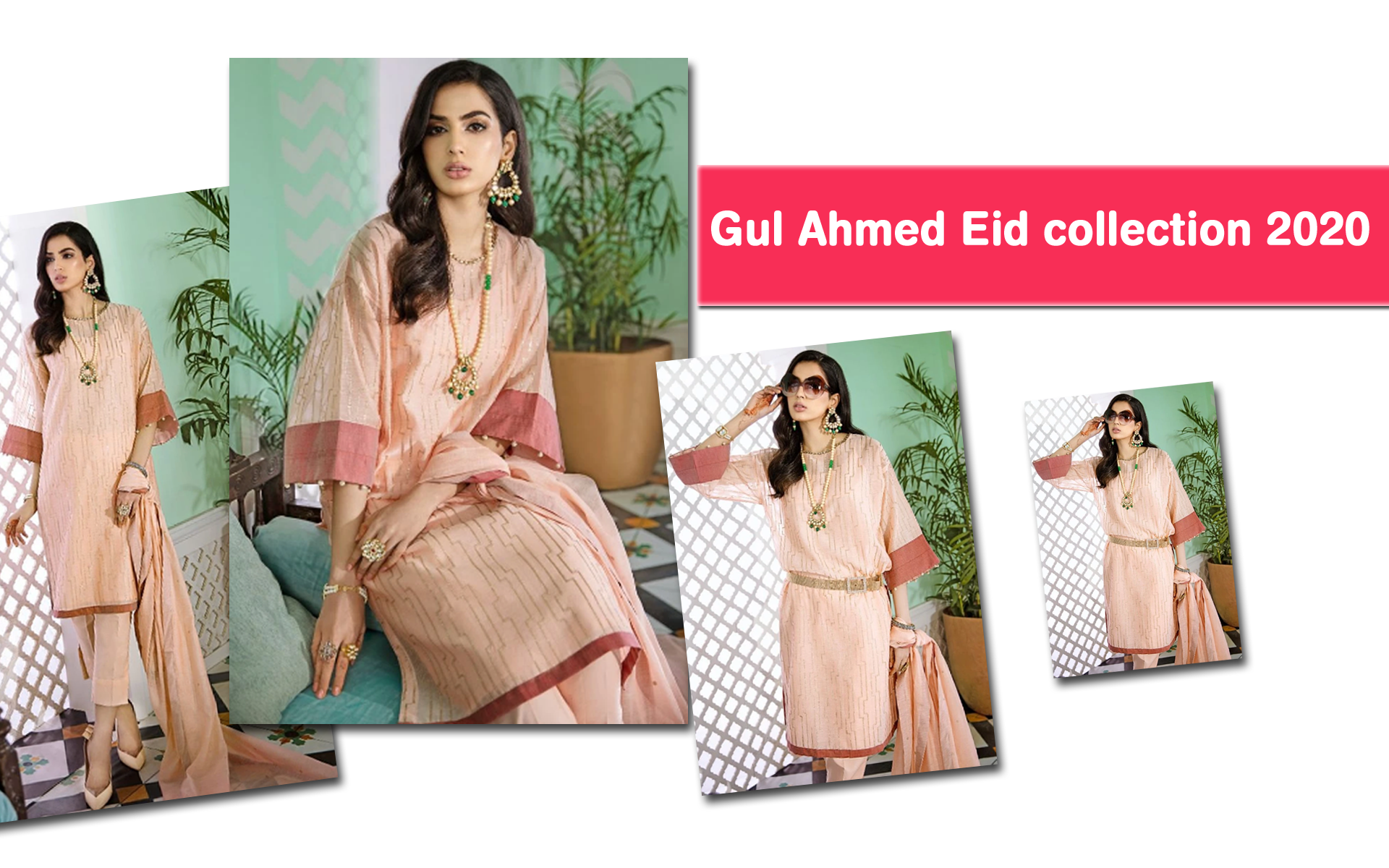 The most awaited Gul Ahmed Eid collection 2020 is here
