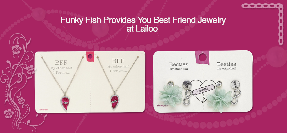 Best friend jewelry: How to Keep Your bond Stronger with Your Bestie