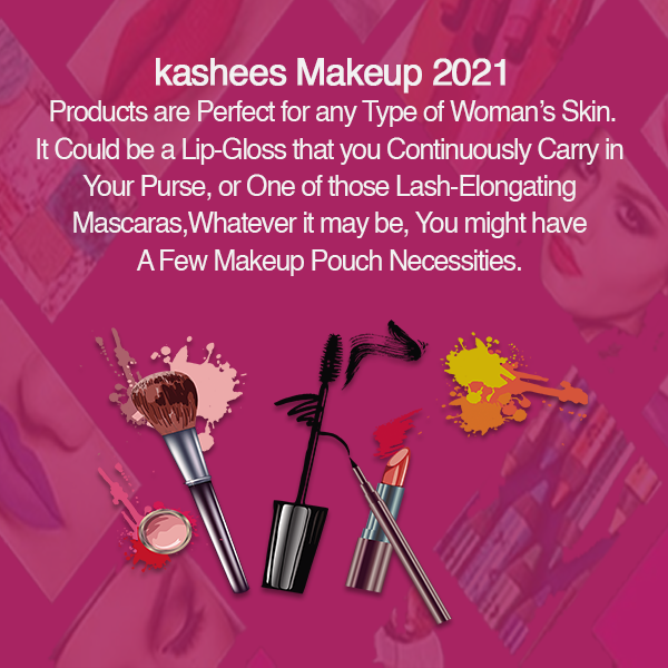Kashees-Makeup