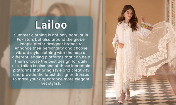 The Best Pakistani Lawn Brands For 2020 Lailoo Online Shopping Store Uk Uae And Pakistan