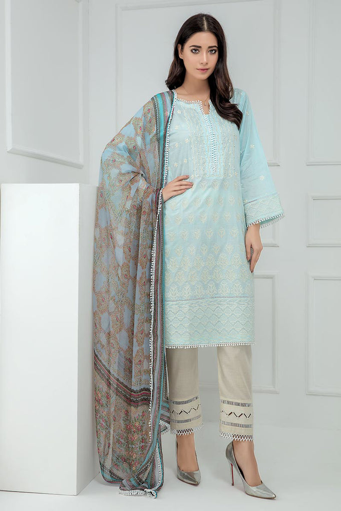 LSM Luckhnowi Collection'19 FIROZA SKU: LC-0100