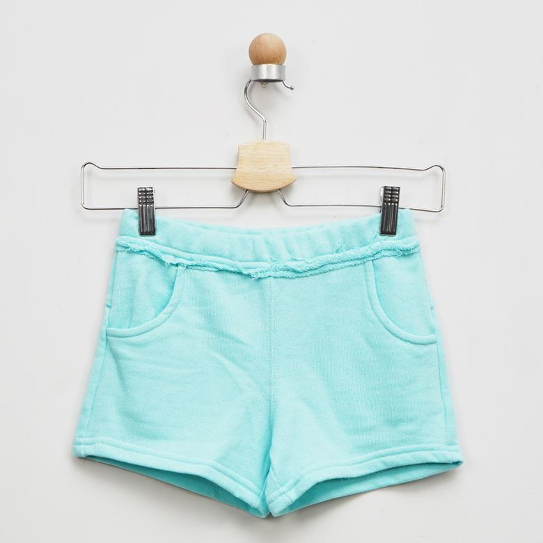 Green Girl Knitted Shorts | Essential Size | Panco