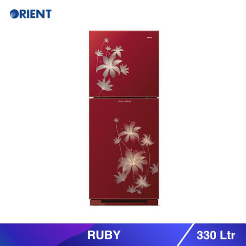 Orient Refrigerator 12CFT RUBY 330