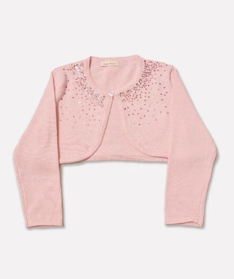 Minnie Minors Sweater Shrug SGMM-013-PINK-7000000164768