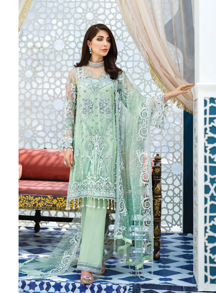 Adila By Gulaal Luxury Formal Collection'20 Product Code: D-5