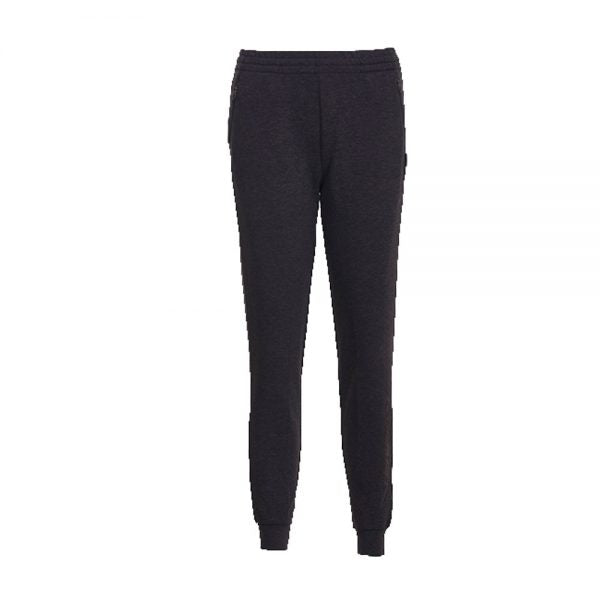 ERKE 12218357466 ERKE WOMEN'S KNITTED CROPPED PANT – DARK GREY