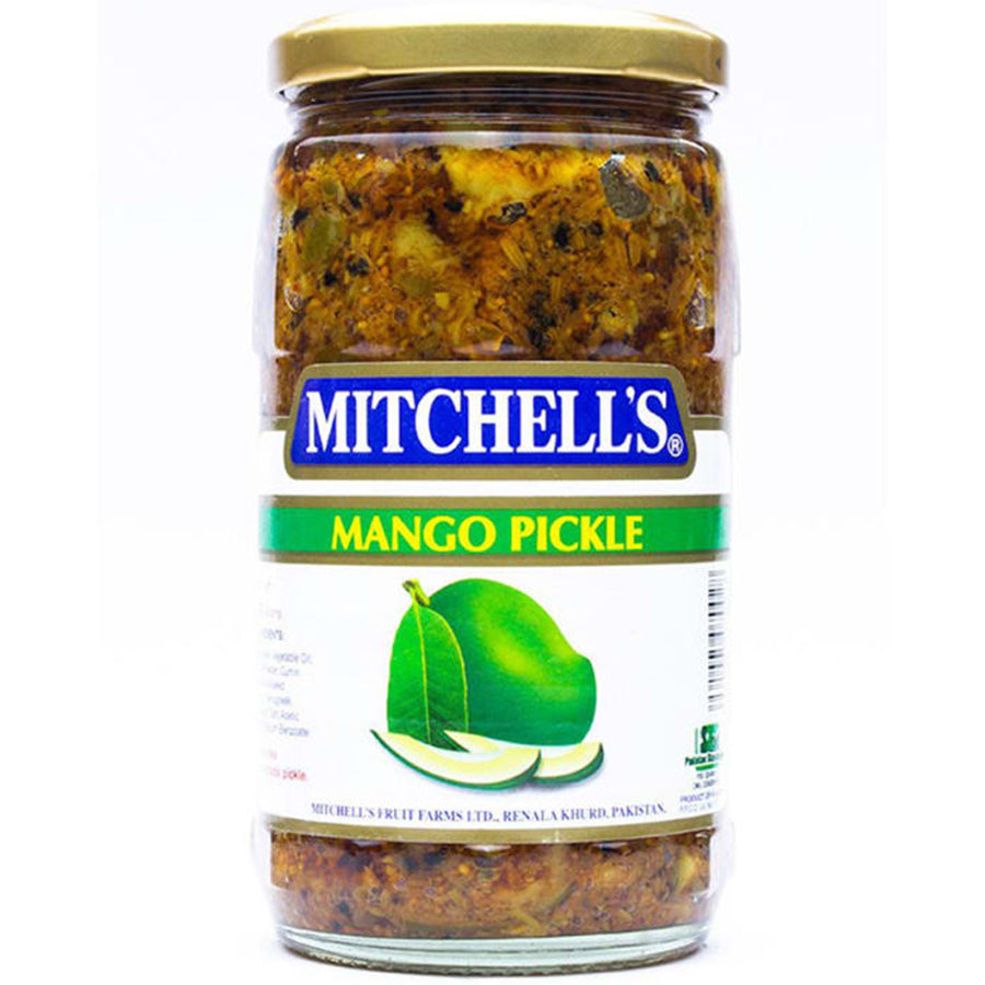 MITCHELL'S MANGO PICKLE 360 GMS