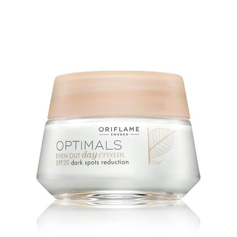 Optimals Even Out Day Cream | ORIFLAME SWEDEN