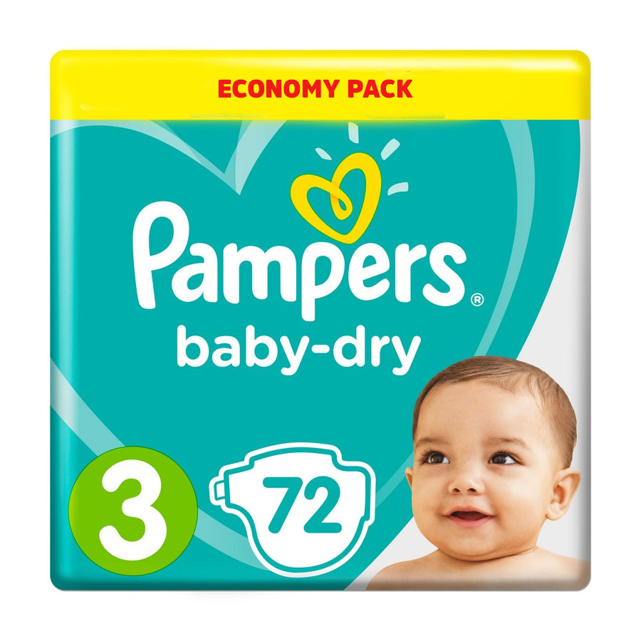 PAMPERS ECONOMY PACK SIZE 3