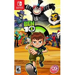 Ben10 Game For Nintendo Switch