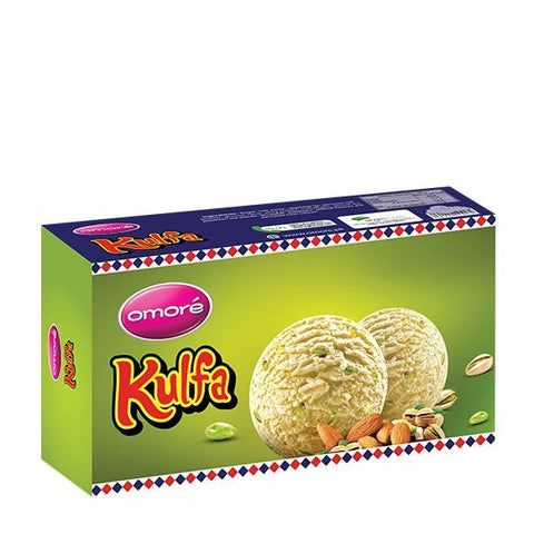 Omore Kulfa Half Brick Ice Cream 450 ml