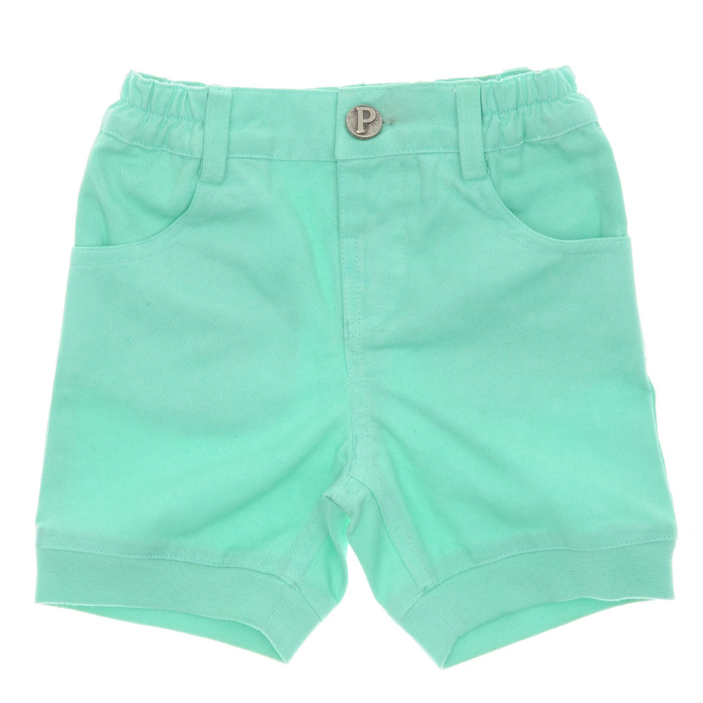 Baby boy Bermuda | Blue Palm | Panco
