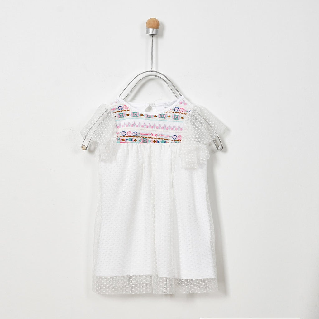 Girls' Knitted Top | Delray | Panco