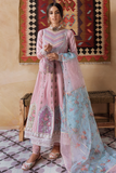 Qalamakar Dilara Luxury Lawn Collection'21 HL-14