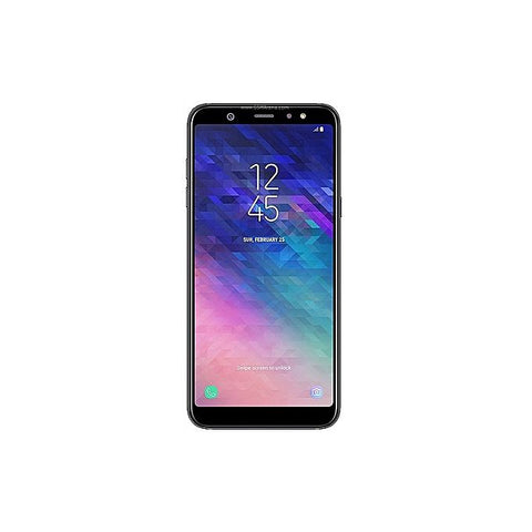 "Samsung Galaxy A6 Plus - 6.0"" - 4Gb Ram + 64Gb Rom - Lte - Black"