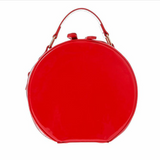 Small Round Red Bag | Funky Fish