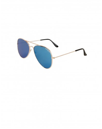 Give it a touch of color Durazno Aviator Sunglasses