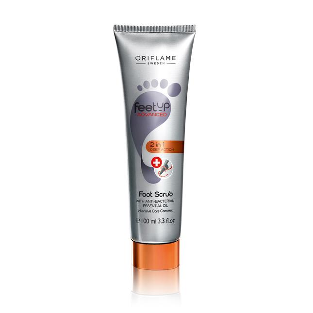 Feet Up Advanced 2-in-1 Deep Action Foot Scrub | ORIFLAME SWEDEN