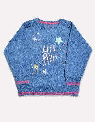 Minnie Minors Fleece T-Shirt GFT-081-BLUE-7000000169739