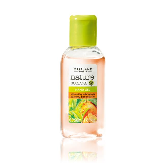 Nature Secrets Hand Gel TT&M | ORIFLAME SWEDEN