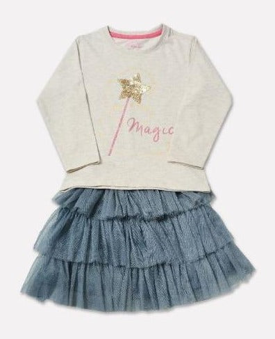Minnie Minors T-Shirt with Skirt BS-217-MULTI-7000000168031
