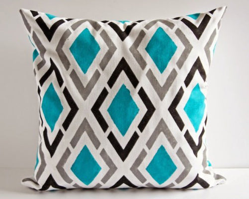 Alexa print Pillow