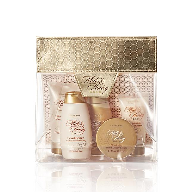 Milk & Honey Gold Gift Ki | ORIFLAME SWEDEN