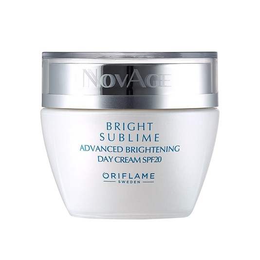Bright Sublime Advanced Brightening Day Cream | ORIFLAME SWEDEN