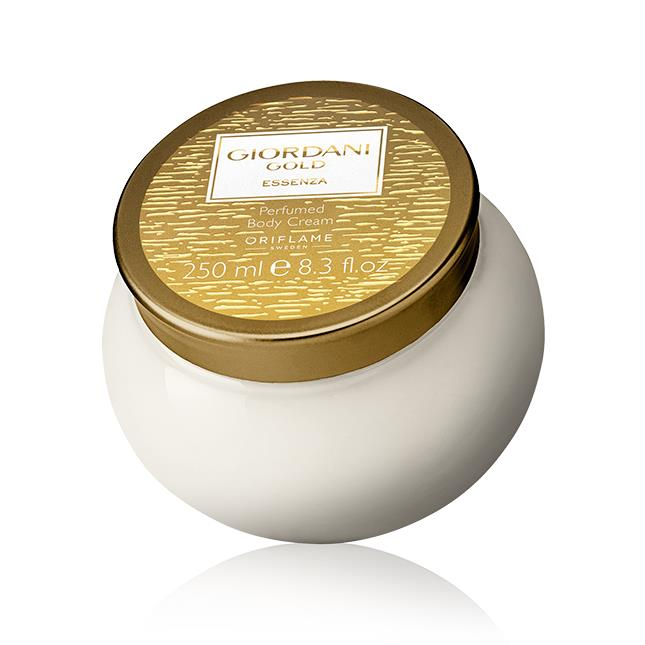 Giordani Gold Essenza Perfumed Body Cream | ORIFLAME SWEDEN