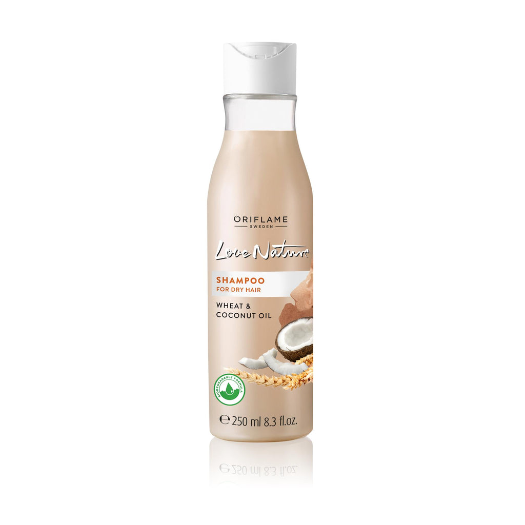 Shampoo for Dry Hair Wheat & Coconut Oil | ORIFLAME