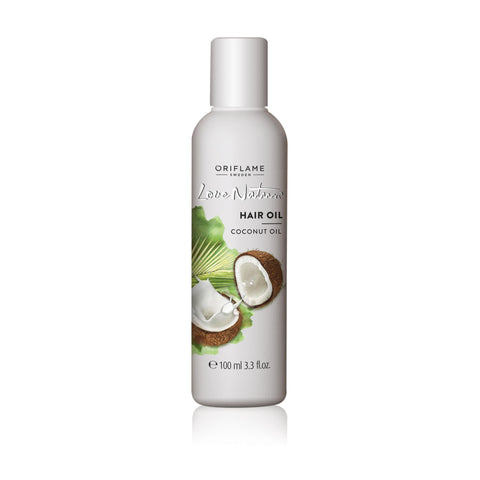 LN Hair Oil Coconut Oil | ORIFLAME SWEDEN