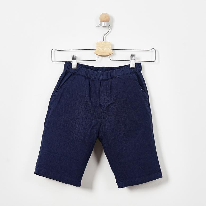 Boys Bermuda | Touch Navy | Panco